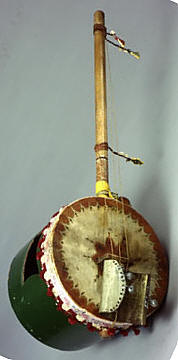 ATLAS of Plucked Instruments - Africa